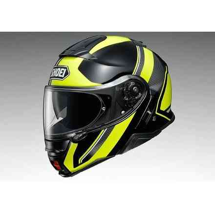 Neotec II helmet Excursion Tc3 Shoei