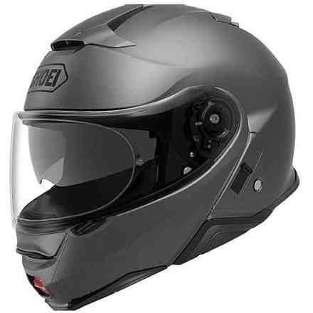 Neotec II helmet matt deep grey Shoei