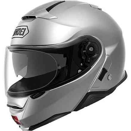 Neotec II Light Silver Shoei