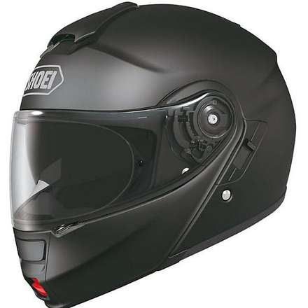 Neotec Matt Black Helmet Shoei