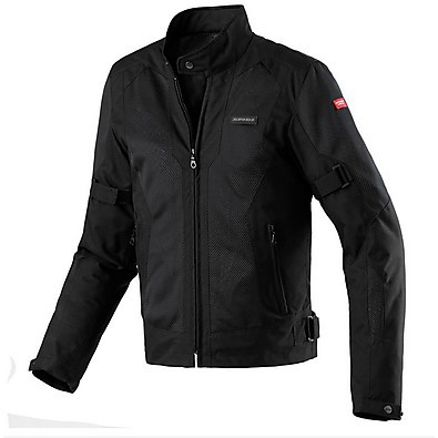 Net Evo Jacket black Spidi