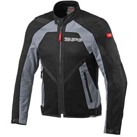 Netstream black-grey Jacket Spidi