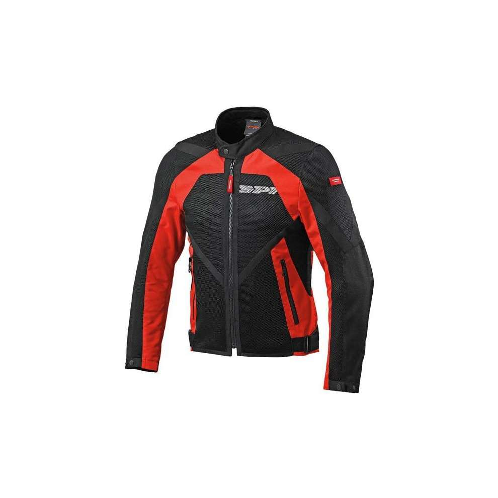 Netstream red-black Jacket Spidi