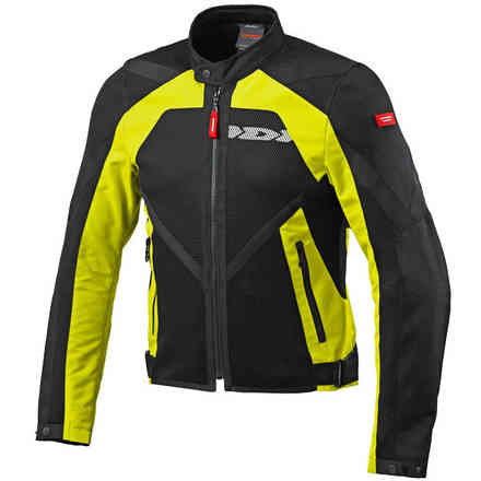 Netstream yellow fluo  Jacket Spidi