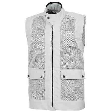 Network Gilet Light Grey Tucano urbano