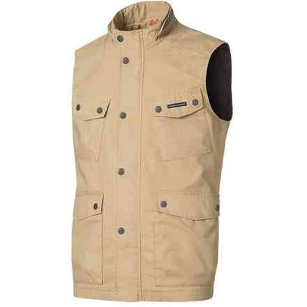 """New Orazio Cotton"" vest by Tucano Urbano Tucano urbano"