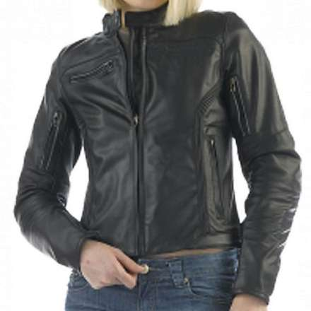 Nikita Woman Leather Jacket Dainese