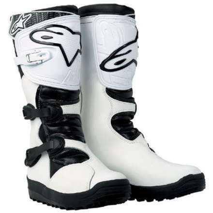 No Stop Trial Boots Alpinestars