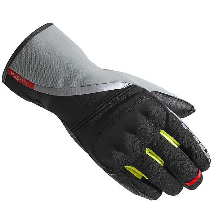 Norther Gloves Black-Grey Spidi