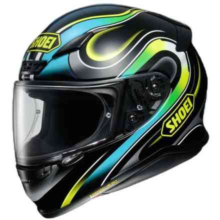 Nxr Intense Tc-3 Helmet Shoei
