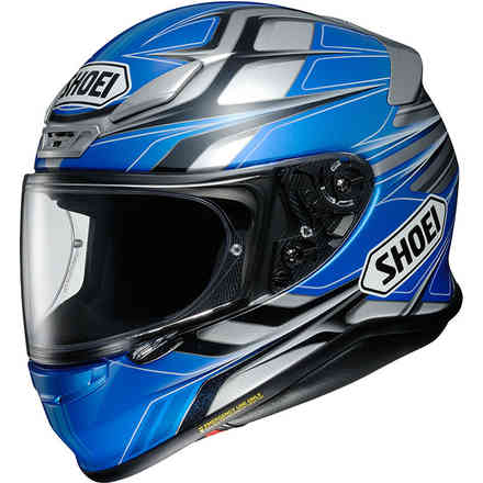 Nxr Rumpus Tc-2 Helmet Shoei