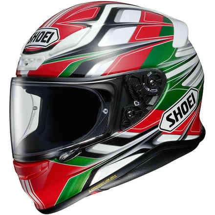 Nxr Rumpus Tc-4 Helmet Shoei
