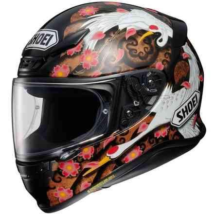 Nxr Transcend Tc-10 helmet Shoei