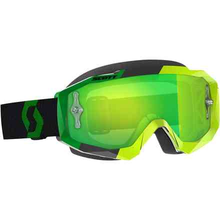 Occhiali Cross Hustle Giallo Verde Chrome Works Scott