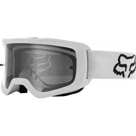 Occhiali FOX Main Stray Goggle White Fox
