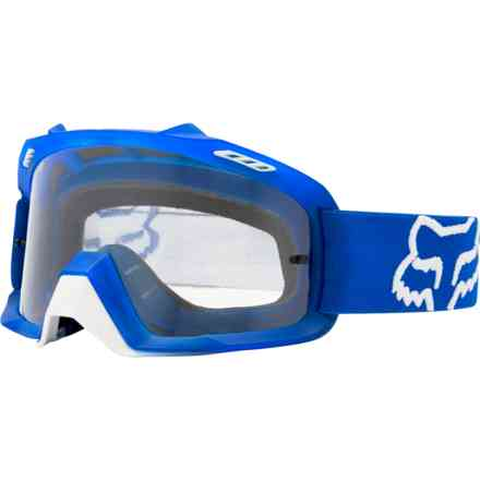 Occhiali Fox Racing  Air Space Blu Fox