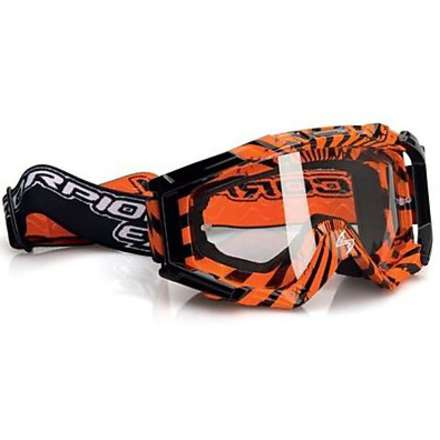 Off-road goggles orange Scorpion