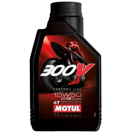 OIL MOTUL 300V ROAD RACING 15W50 Motul