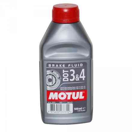 OLIO FRENI DOT 3&4 Motul