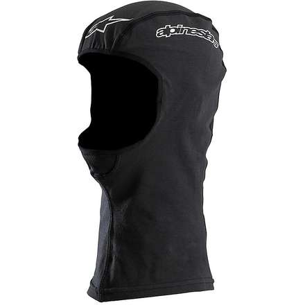 Open Face Balaclava under helmet Alpinestars