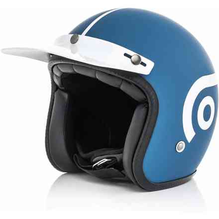 Ottano 2.0 Hlm_001 Royal Blue Helm Acerbis