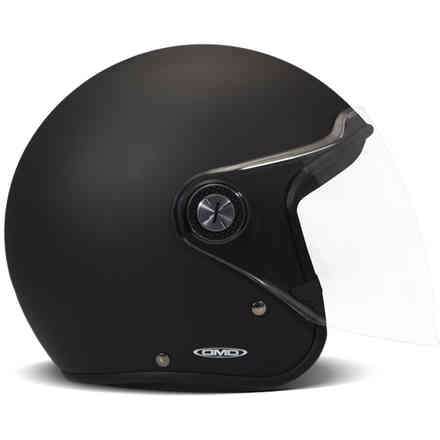 P1 Matt Black helmet DMD