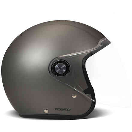 P1 Matt Grey helmet DMD