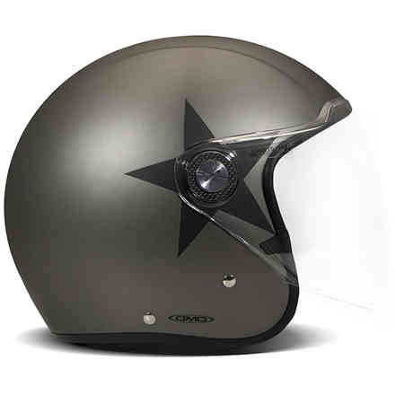 P1 Star Grey helmet DMD