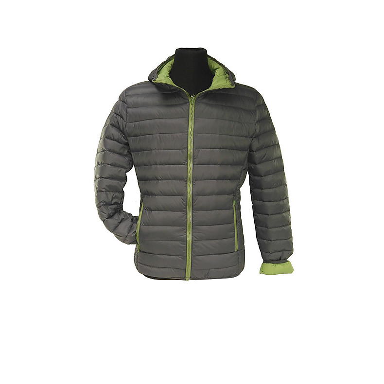 Padded Jacket New York Grey Schott