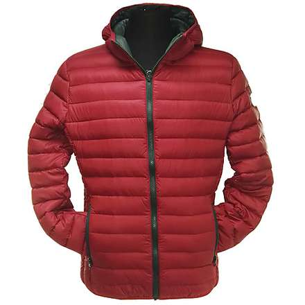 Padded Jacket New York Schott