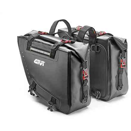 Pair of side bags Wp 15 + 15 Lt Givi