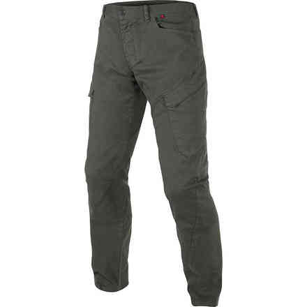 Pant Kargo military green Dainese