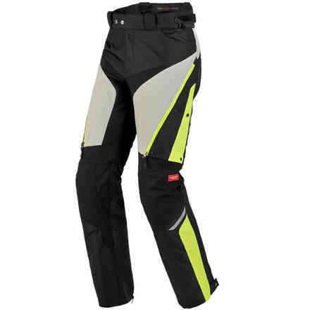 Pantalon 4Season  H2Out noir jaune Spidi