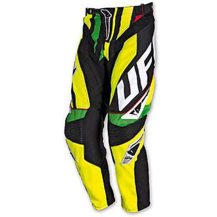 Pantalon Century Made in Italy Jaune Ufo