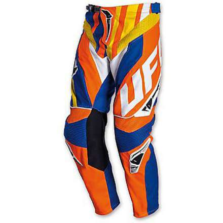 Pantalon Century Made in Italy Orange Ufo