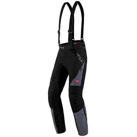 Pantalon Globetracker noir gris Spidi