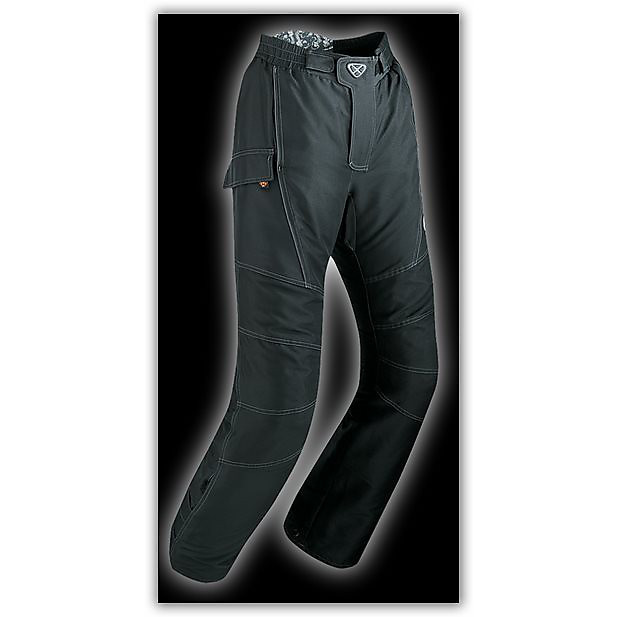 Pantalon Master Top HP Noir  Ixon