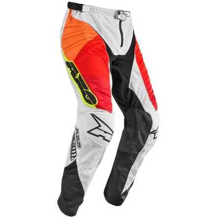 Pantalon Prisma White/Red/Yellow Axo