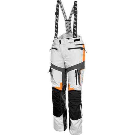 Pantalon Roughroad Gtx blanc orange RUKKA