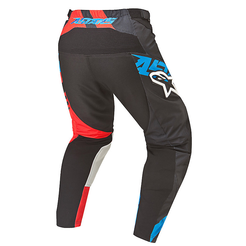 PANTALON SUPERMATIC OFF-ROAD RACER 2015 ROUGE Alpinestars