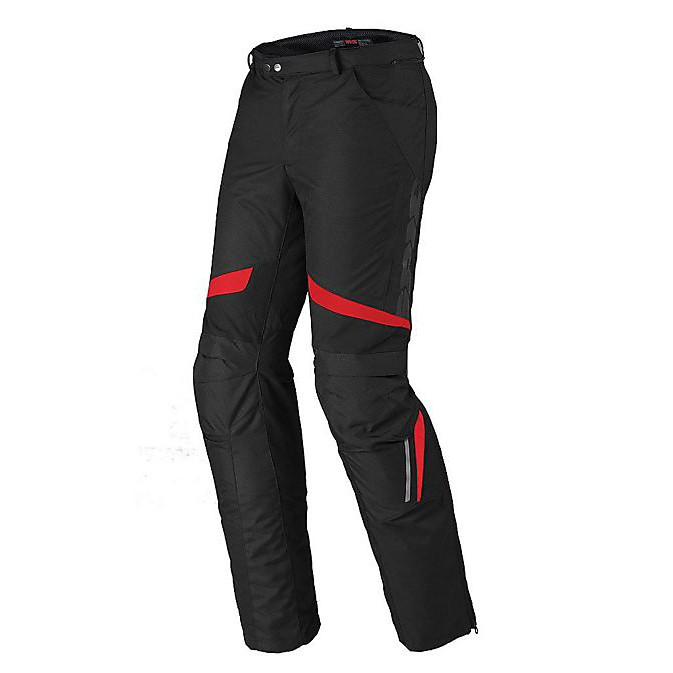 Pantalon X-Tour  H2Out Noir-Rouge Spidi