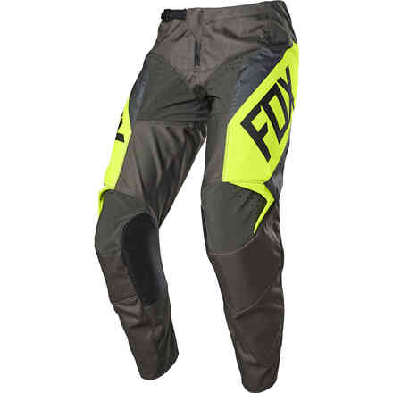 Pantalone Cross Fx 180 Revn Pant Fluorescent Yellow Fox