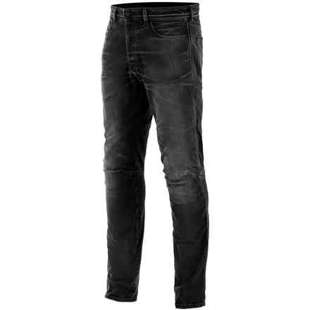 Pantaloni As-Dsl Shiro Riding Denim Nero Alpinestars
