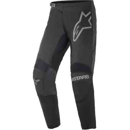 Pantaloni Cross Fluid Graphite Nero Grigio Scuro Alpinestars