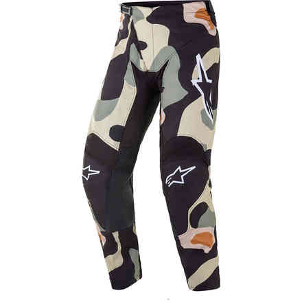 Pantaloni Cross Racer Tactical Deserto Bianco Alpinestars