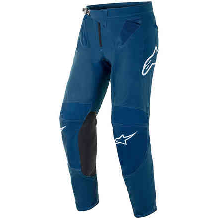 Pantaloni Cross Supertech Blaze Blu Scuro Alpinestars