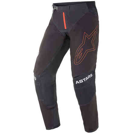 Pantaloni Cross Techstar Phantom Antracite Arancione Alpinestars