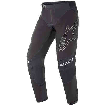 Pantaloni Cross Techstar Phantom Bianco Nero Alpinestars