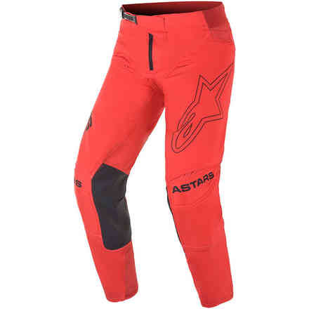 Pantaloni Cross Techstar Phantom Rosso Alpinestars