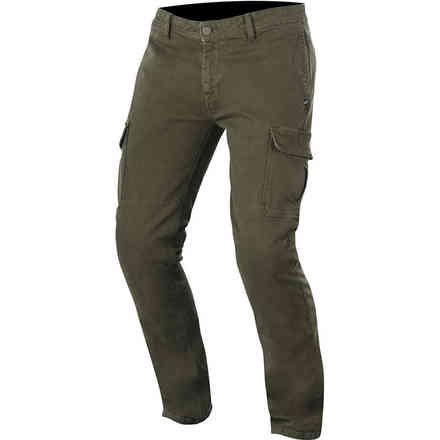 Pantaloni Deep South Denim Cargo Militare Alpinestars